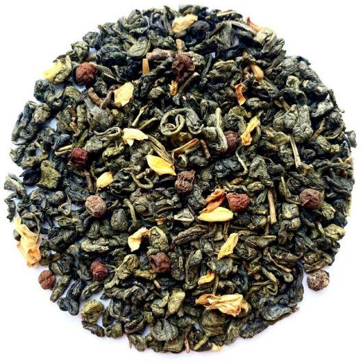 Зеленый чай Китайский Лимонник (вес.)