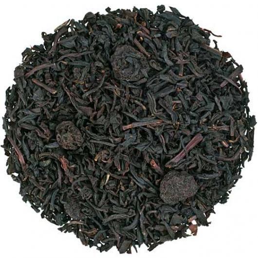 Черный чай Зимняя Вишня (вес.)