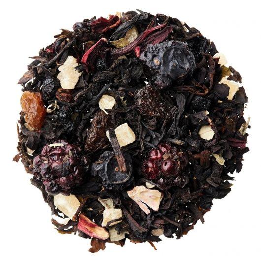 Черный чай Лесные Ягоды (вес.)