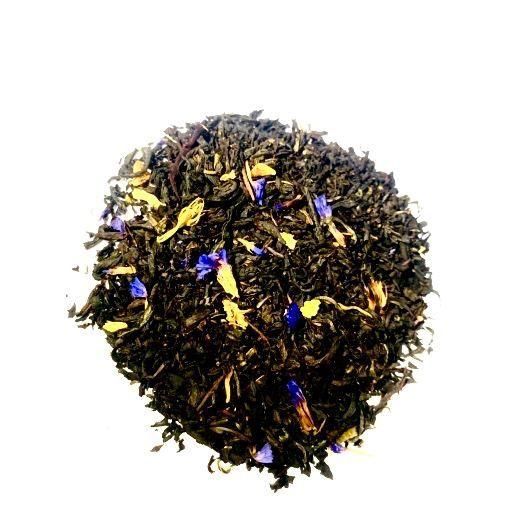 Черный чай с ароматом молока (вес.)