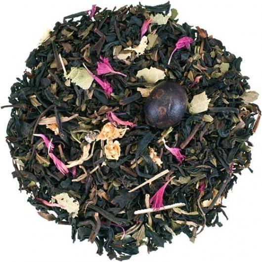 Черный чай с ягодами Асаи (вес.)