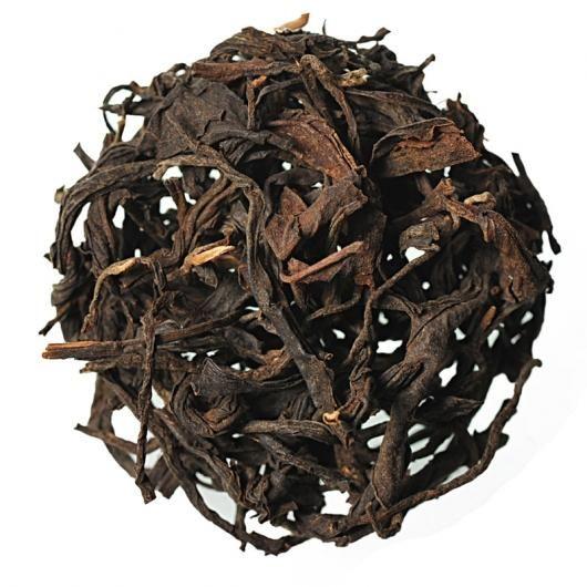 Китайский крупнолистовой черный чай (вес.)