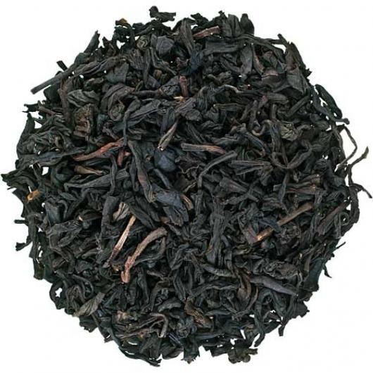 Черный чай Лапсанг Сушонг Фуцзянь (вес.)