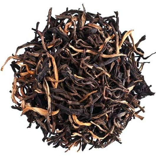 Черный чай Солнечная Долина (вес.)