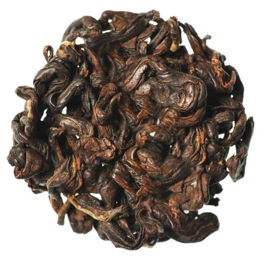 Черный чай Красная Улитка (вес.)
