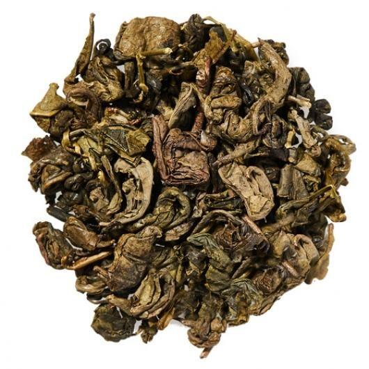Зеленый чай Ганпаудер (вес.)