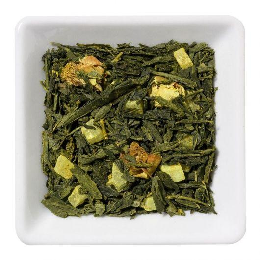 Зеленый чай Золотая Куркума (вес.)