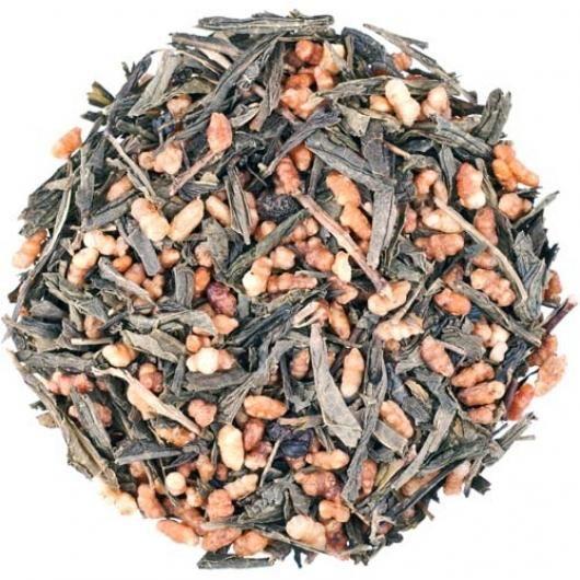 Зеленый чай Генмайча Райсу (вес.)