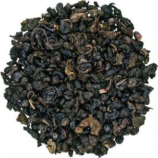 Зеленый чай с ароматом Соу-Сеп (вес.)