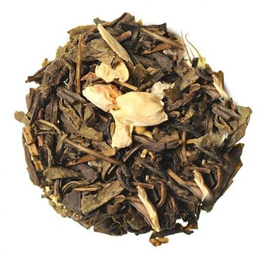 Зеленый чай с жасмином (вес.)