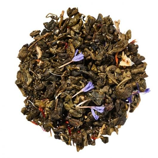 Зеленый чай Улитка с кардамоном (вес.)