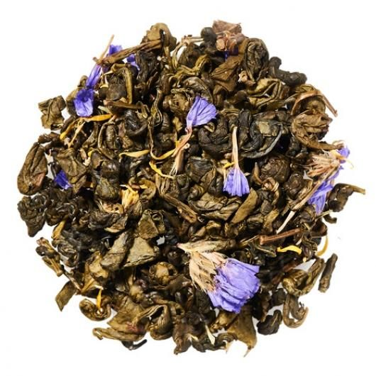 Зеленый чай Улитка Ягодная (вес.)