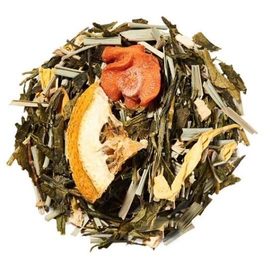Зеленый чай Имбирь Лимонграсс (вес.)