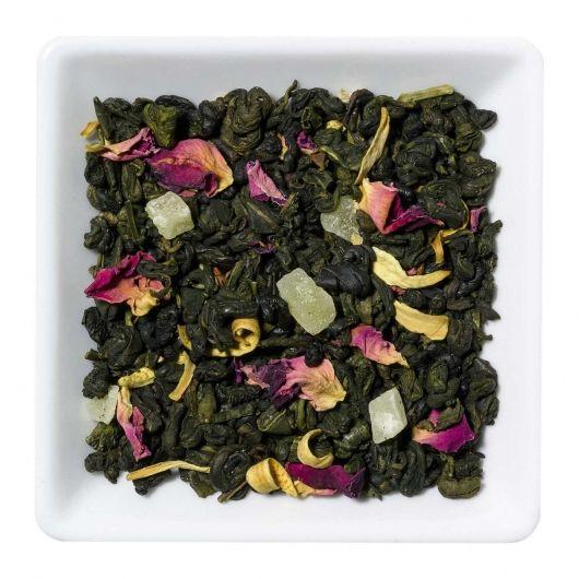Зеленый чай Манговый Рай Премиум (вес.)