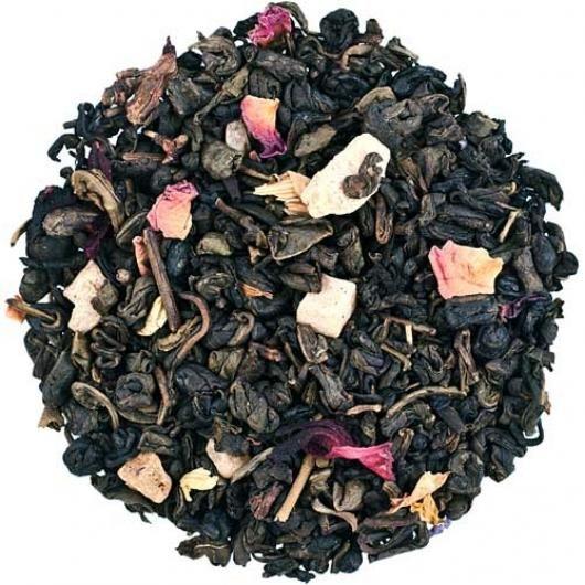 Зеленый чай Грезы Султана (вес.)