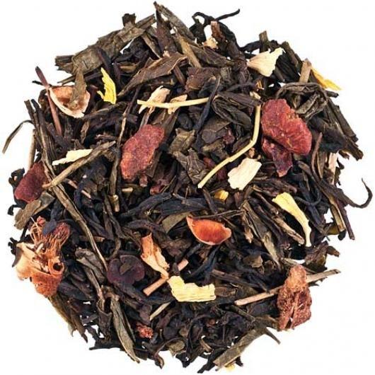 Зеленый чай Райский Сад (вес.)