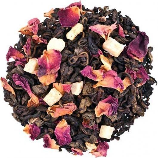 Зеленый чай Сокровища Шейха (вес.)