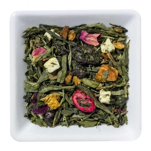 Зеленый чай Солнечный Виноград (вес.)
