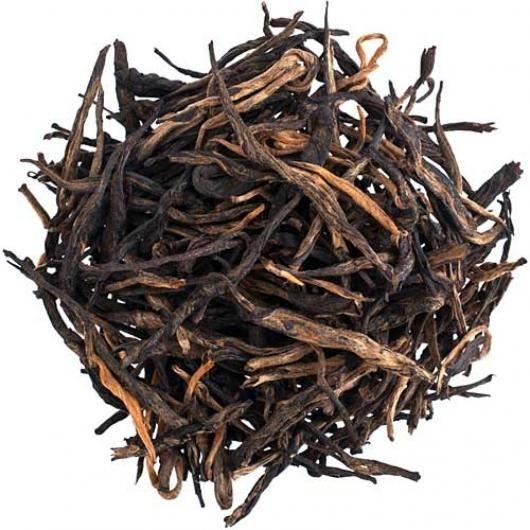 Черный чай Золотые Иглы (вес.)