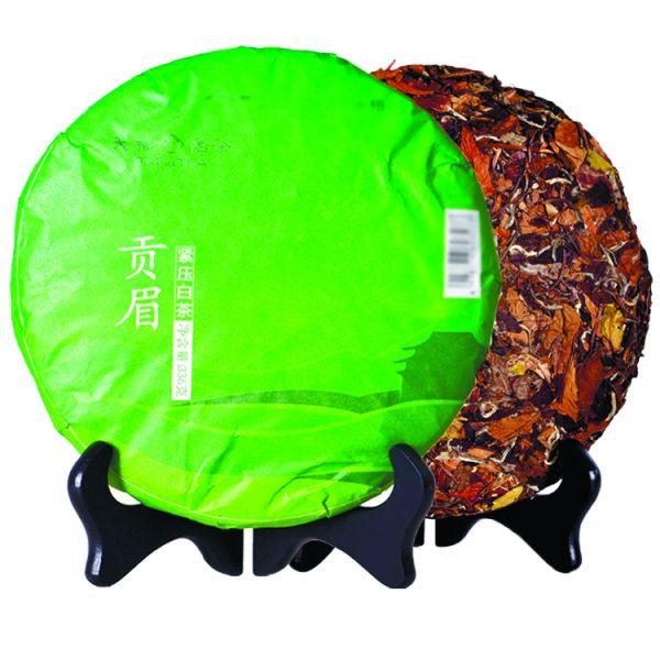 Белый чай Гун Мей (Дворцовые брови), большой торт
