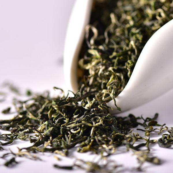 Зеленый чай Би Ло Чунь Цзинь Вэй (Изумрудные спирали весны)