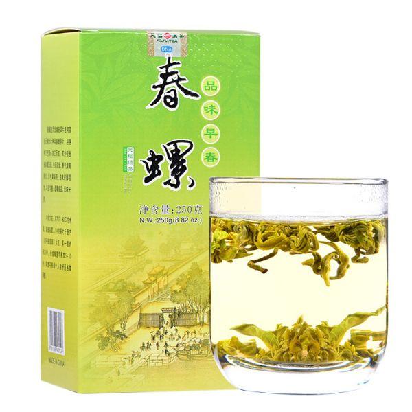 Зеленый чай Би Ло Чунь (250 гр.)