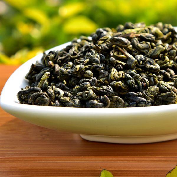 Зеленый чай Би Ло Чунь Юньнань (Весенняя улитка)