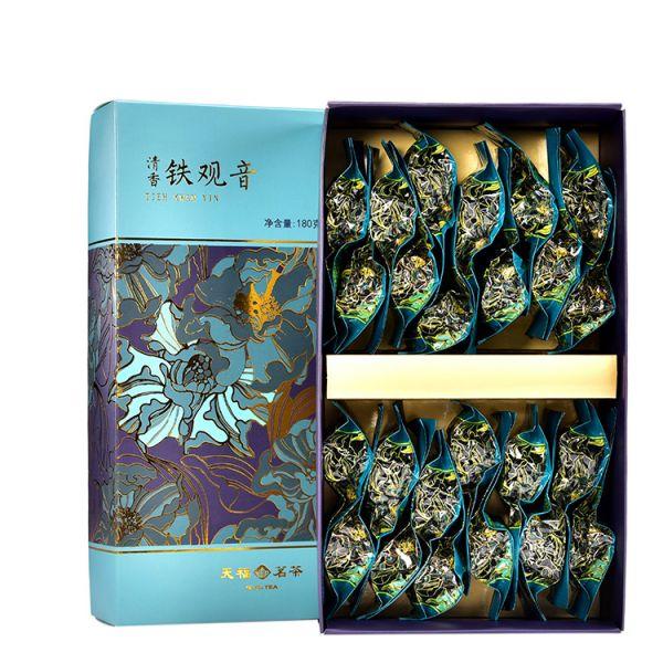 Улун Те Гуань Инь Ци Лань (Волшебная орхидея)