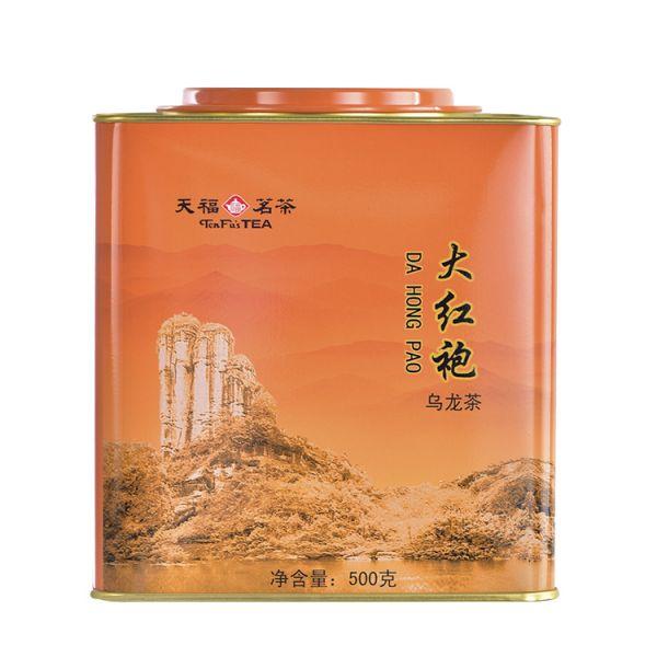 Улун Да Хун Пао, 500 гр. (банка)