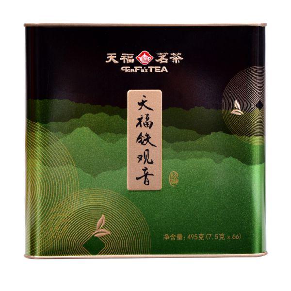 Улун Те Гуань Інь, 500 гр. (банка)