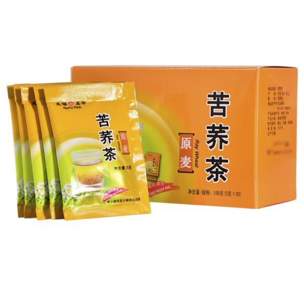 Гречишный чай Ку Цяо (тайваньский гречишный чай)