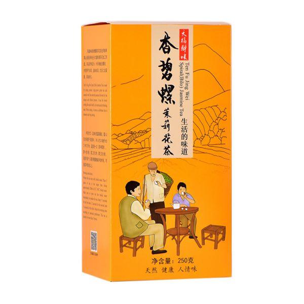 Зеленый чай с жасмином Би Ло Чунь Цзинь Вэй (250 гр.)