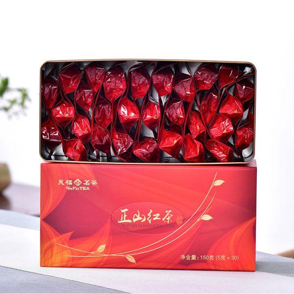 Черный чай Лапсанг Сушонг (Копченный чай)