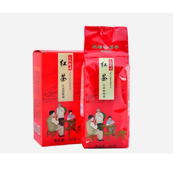 Черный чай Дянь Хун Цзинь Вэй