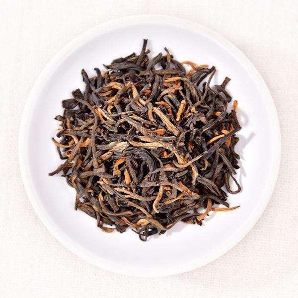 Черный чай Дянь Хун Мао Фэн, 500 гр. (банка)