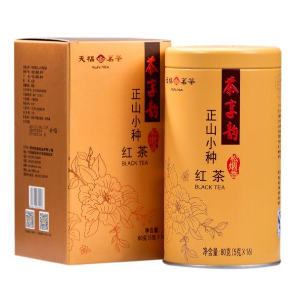 Черный чай Дянь Хун Сун Чжэнь (Сосновые иглы)
