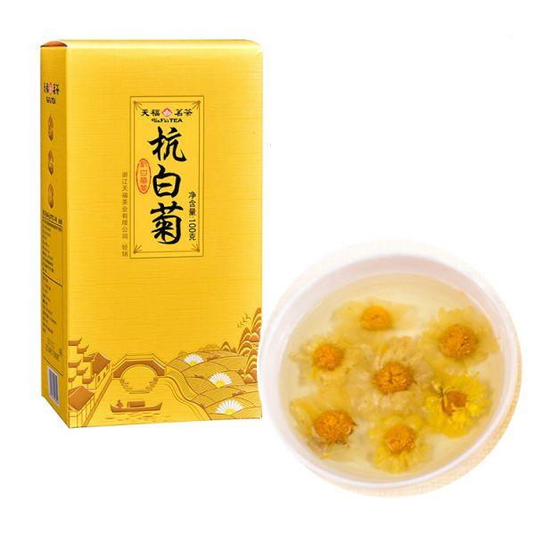 Чай із хризантем Цзюй Хуа