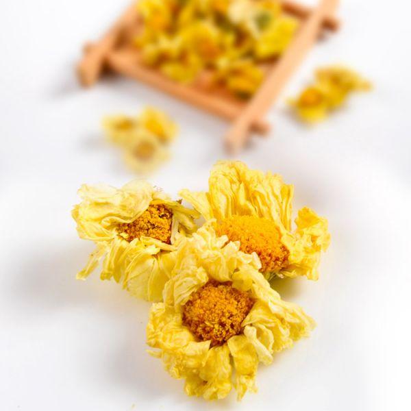 Чай из хризантем Цзюй Хуа (100 г.)