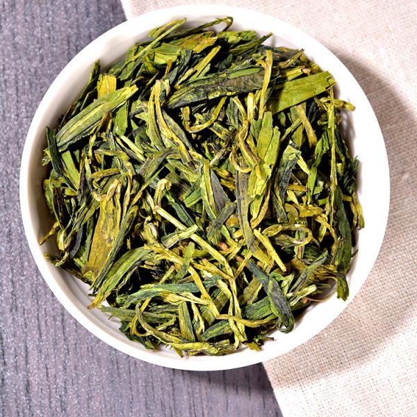 Зеленый чай Лунь Цзин Цзинь Вэй (250 г.)